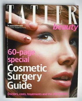 Tatler supplement - Cosmetic Surgery Guide (February 2004)