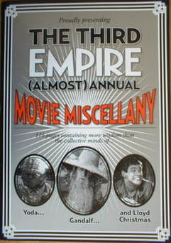 Empire booklet - The Third Empire (Almost) Annual Movie Miscellany