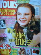 Yours magazine - Judy Garland cover (Christmas Special 2005)
