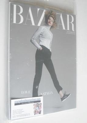 <!--2013-09-->Harper's Bazaar magazine - September 2013 - Natalia Vodianova
