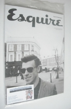 Esquire magazine - Gareth Bale cover (August 2013 - Subscriber's Issue)