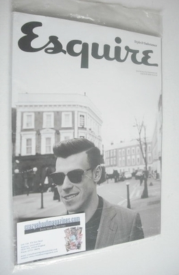 <!--2013-08-->Esquire magazine - Gareth Bale cover (August 2013 - Subscribe