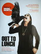 The Observer Music Monthly magazine - May 2007 - Ozzy Osbourne cover