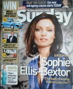 <!--2007-05-13-->Sunday magazine - 13 May 2007 - Sophie Ellis-Bextor cover
