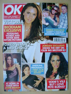 <!--2006-01-24-->OK! magazine - 24 January 2006 (Issue 504)