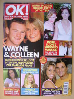 <!--2004-07-06-->OK! magazine - 6 July 2004 (Issue 425)