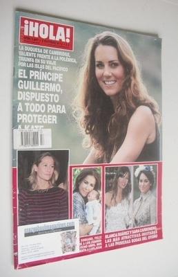 iHOLA! magazine - Kate Middleton cover (3 October 2012)