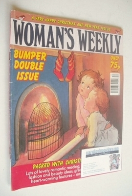 <!--1991-12-24-->Woman's Weekly magazine (24-31 December 1991)