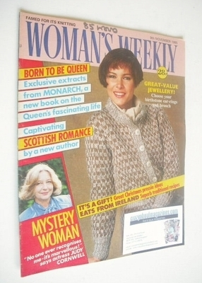 <!--1985-11-09-->Woman's Weekly magazine (9 November 1985 - British Edition