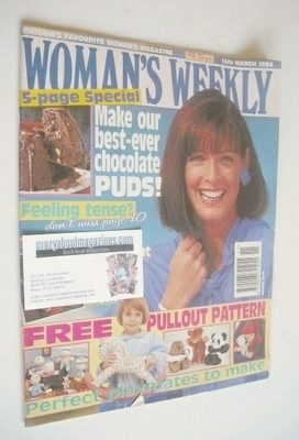 <!--1994-03-15-->Woman's Weekly magazine (15 March 1994)
