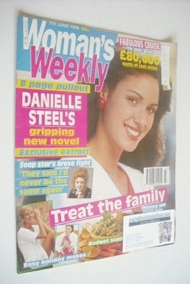 <!--1994-06-07-->Woman's Weekly magazine (7 June 1994)