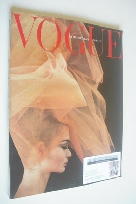 <!--1962-12-->British Vogue magazine - December 1962 (Vintage Issue)
