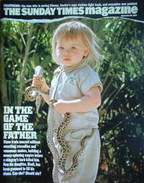 <!--2007-09-23-->The Sunday Times magazine - Bindi Irwin cover (23 Septembe