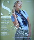 <!--2007-09-23-->Sunday Express magazine - 23 September 2007 - Suits You co