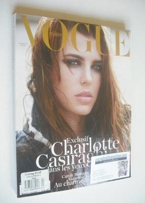 French Paris Vogue magazine - September 2011