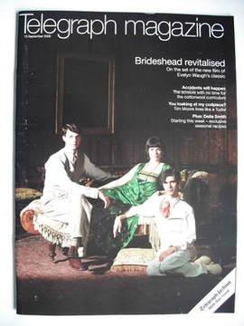 <!--2008-09-13-->Telegraph magazine - Matthew Goode, Hayley Atwell and Ben