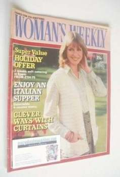 <!--1981-10-10-->Woman's Weekly magazine (10 October 1981 - British Edition)