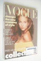 <!--1988-03-->British Vogue magazine - March 1988