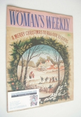 <!--1981-12-26-->Woman's Weekly magazine (26 December 1981 - British Editio
