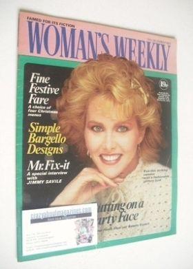 <!--1981-12-19-->Woman's Weekly magazine (19 December 1981 - British Editio