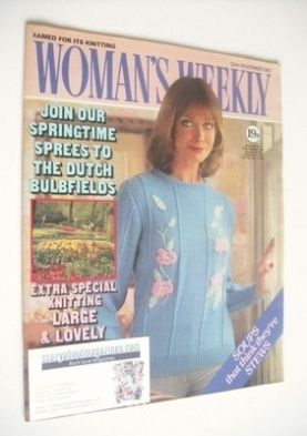 <!--1981-11-28-->Woman's Weekly magazine (28 November 1981 - British Editio