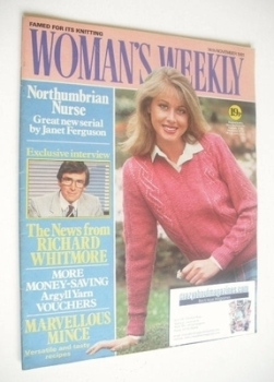 <!--1981-11-14-->Woman's Weekly magazine (14 November 1981 - British Edition)