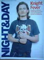 Night & Day magazine - Orlando Bloom cover (24 April 2005)