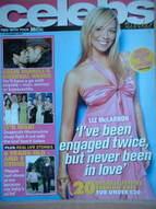 Celebs magazine - Liz McClarnon cover (27 November 2005)