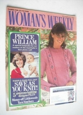 <!--1983-02-19-->Woman's Weekly magazine (19 February 1983 - British Editio