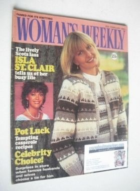 <!--1983-02-26-->Woman's Weekly magazine (26 February 1983 - British Editio