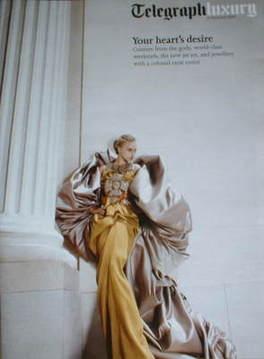 Telegraph Luxury magazine - 15 November 2008