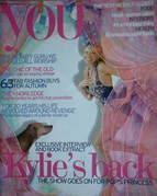 <!--2006-09-17-->You magazine - Kylie Minogue cover (17 September 2006)