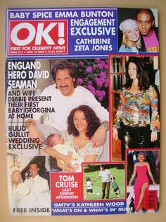 <!--2000-06-16-->OK! magazine (16 June 2000 - Issue 217)
