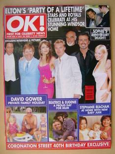 OK! magazine (28 July 2000 - Issue 223)
