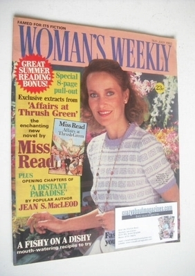 <!--1983-07-16-->British Woman's Weekly magazine (16 July 1983 - British Ed