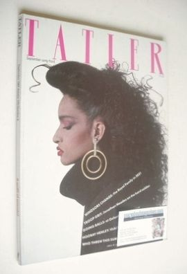 <!--1984-09-->Tatler magazine - September 1984