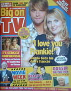 Big On TV magazine - 12-18 November 2006 - Debra Stephenson & Rupert Hill cover