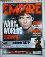 <!--2005-08-->Empire magazine - Tom Cruise cover (August 2005 - Issue 194)