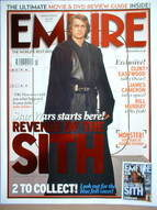 <!--2005-03-->Empire magazine - Hayden Christensen cover (March 2005 - Issu