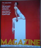 <!--2007-05-26-->The Times magazine - Darcey Bussell cover (26 May 2007)