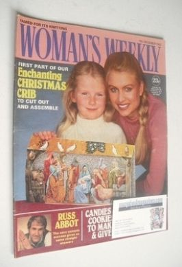 <!--1982-12-11-->Woman's Weekly magazine (11 December 1982 - British Editio