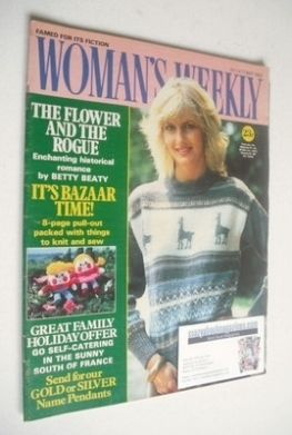 <!--1982-10-09-->Woman's Weekly magazine (9 October 1982 - British Edition)