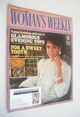 <!--1983-12-03-->Woman's Weekly magazine (3 December 1983 - British Edition