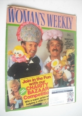 <!--1983-09-10-->Woman's Weekly magazine (10 September 1983 - British Editi