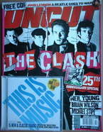 <!--2004-10-->Uncut magazine - The Clash cover (October 2004)