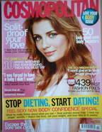 <!--2005-02-->Cosmopolitan magazine (February 2005 - Mischa Barton cover)