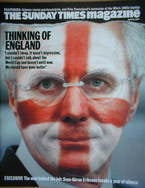 <!--2007-04-29-->The Sunday Times magazine - Sven-Goran Eriksson cover (29