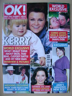 <!--2005-02-08-->OK! magazine - 8 February 2005 (Issue 455)