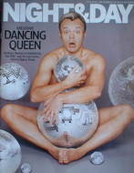 Night & Day magazine - Graham Norton cover (20 March 2005)