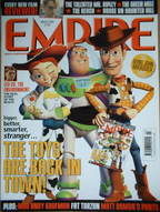 <!--2000-03-->Empire magazine - Toy Story 2 cover (March 2000 - Issue 129)